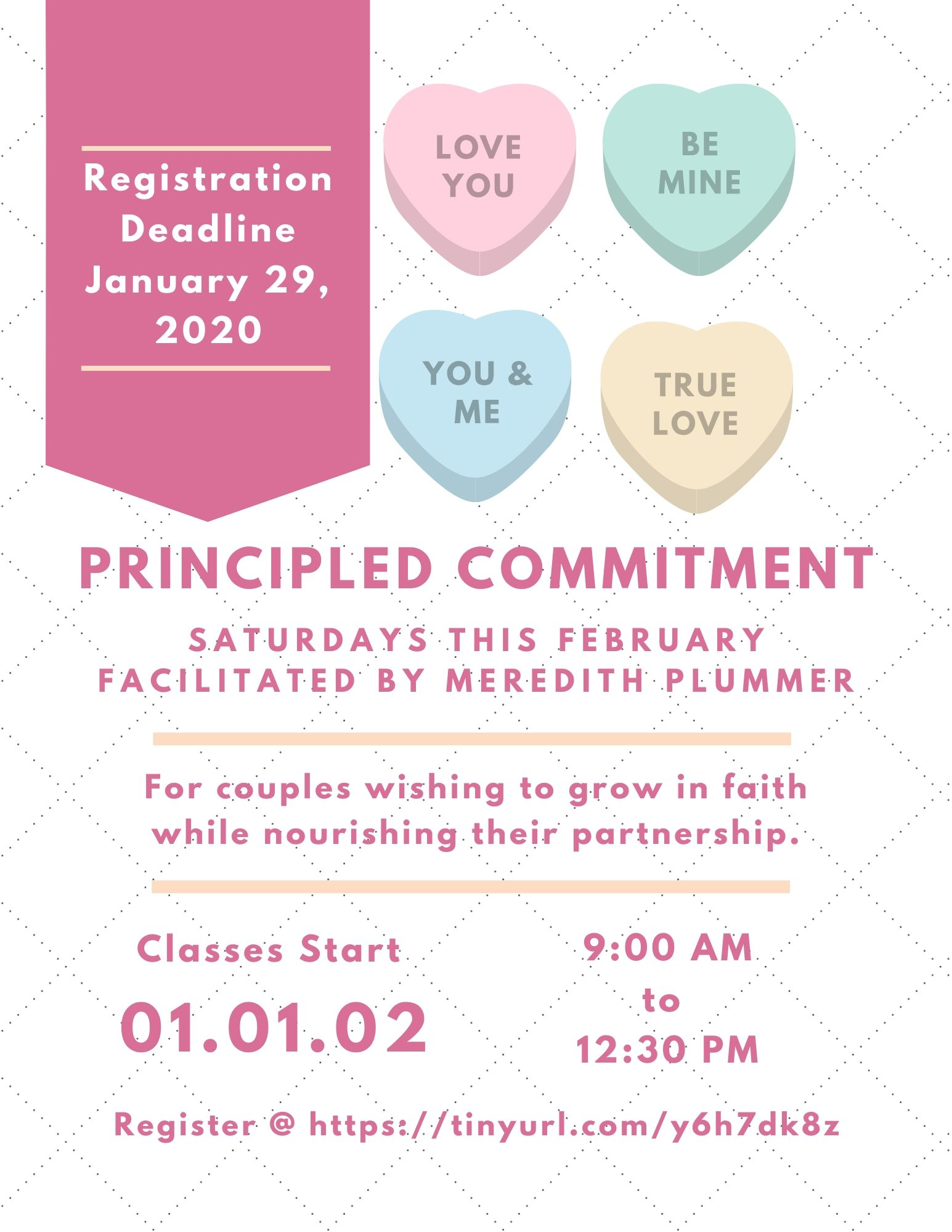 Principled Commitment February